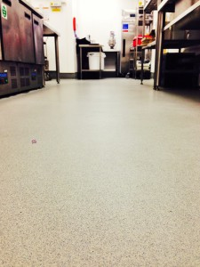Commercial Kitchen Floor Cleaning